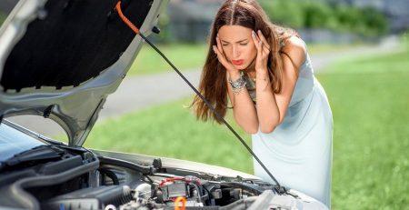 Khi động cơ ô tô quá nóng
